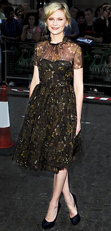 Style Love #5 Kirsten Dunst