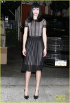 Krysten Ritter in Collette Dinnigan