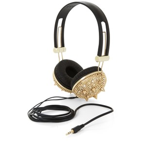 BCBG Max Azria Studded Headphones