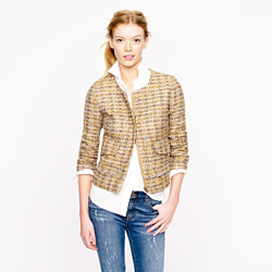 Collection Lady Jacket in Gilded Tweed