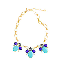 Color Drop Necklace