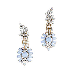 Lulu Frost for J. Crew earrings
