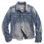 Madewell Ombre Jean Jacket