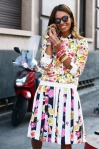 Tommy Ton Floral